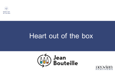 Heart out of the box : Jean Bouteille réalise le défi du 0 déchet