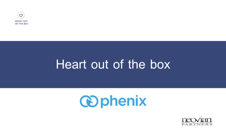 Heart out of the box : Phenix donne une seconde vie à toutes sortes de déchets